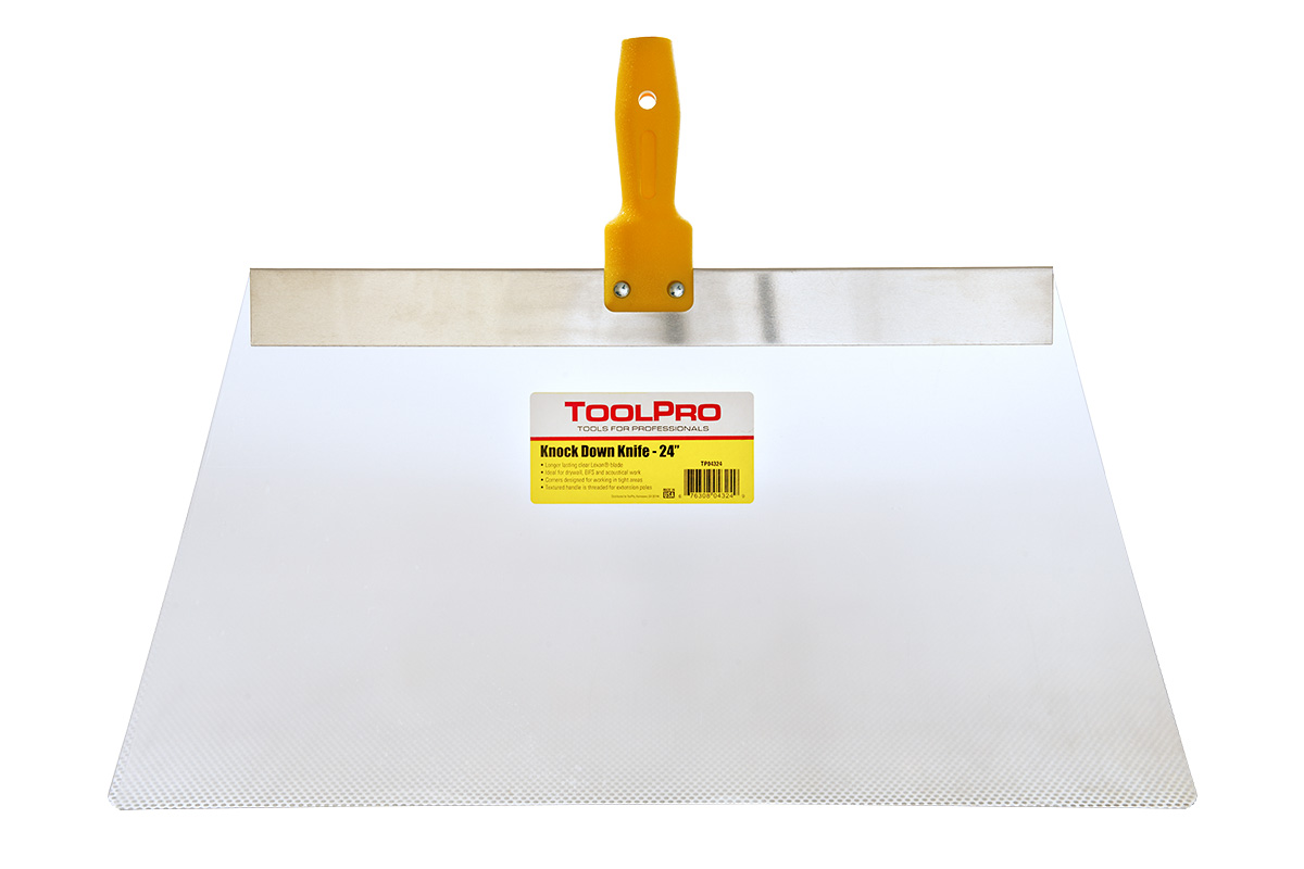 Toolpro Lexan Knockdown Knives